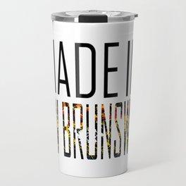 Made In New Brunswick Travel Mug
