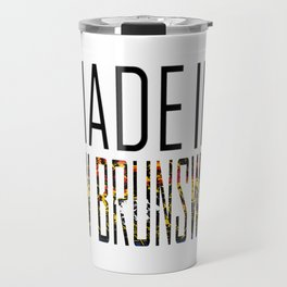 Made In New Brunswick Travel Mug