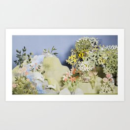 Spring Creek Art Print