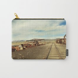 Forgotten trains Carry-All Pouch