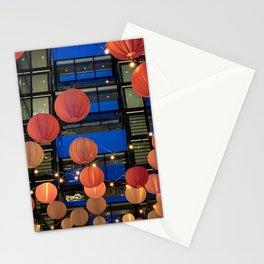 DC Lanterns Stationery Cards