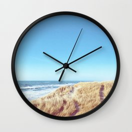 WIDE AND FREE Wall Clock