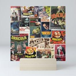 Dracula Mini Art Print
