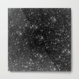 STARS STARS STARS Metal Print