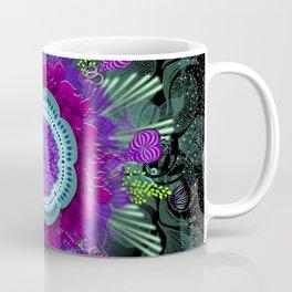 Space Magic Blue Coffee Mug