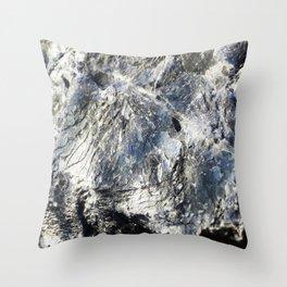 Super Sodalite! Throw Pillow