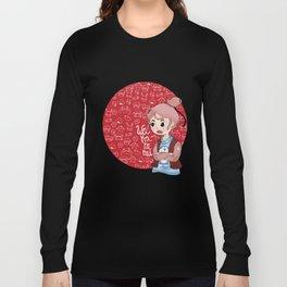 Wakaranai Long Sleeve T-shirt