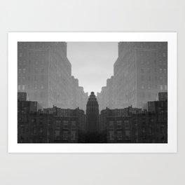 Reversal #3 Art Print