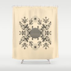 T.E.A.T.C.W. iii ix Shower Curtain