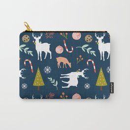 Christmas Spirit #society6 #decor #buyart Carry-All Pouch