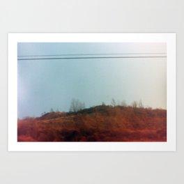 Pennsylvania Sky No.1 Art Print