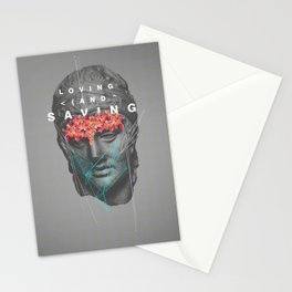 Loving & Saving Stationery Cards
