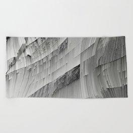 Facade Beach Towel
