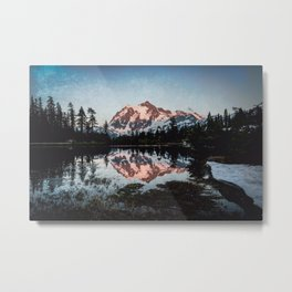 End of Days - Nature Photography Metal Print