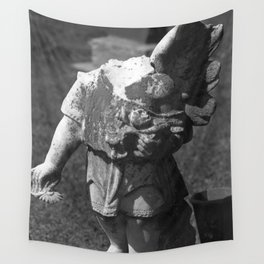 Gothic Angel Wall Tapestry