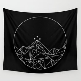 The Night Court Symbol Wall Tapestry