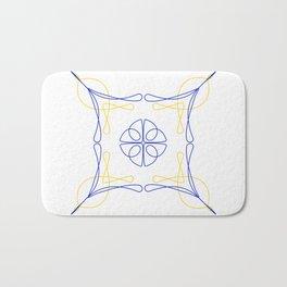Azulejo Luso Bath Mat