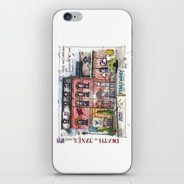 Death and Taxes - Toronto iPhone Skin