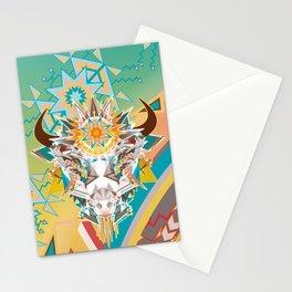 Dakota Buffalo Spirit Stationery Cards
