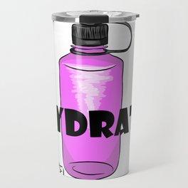Hydrate Travel Mug