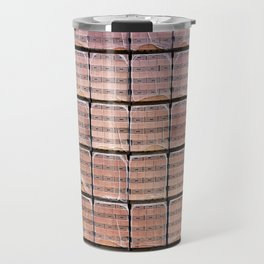 Another Brick For The Wall Travel Mug