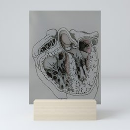 Caution: Fragile Mini Art Print