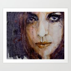 How Can You Mend A Broken Heart Art Print
