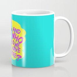Retro Juan Coffee Mug