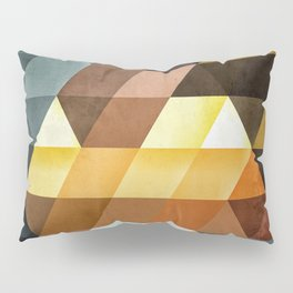 #0013 // gyld^pyrymyd Pillow Sham