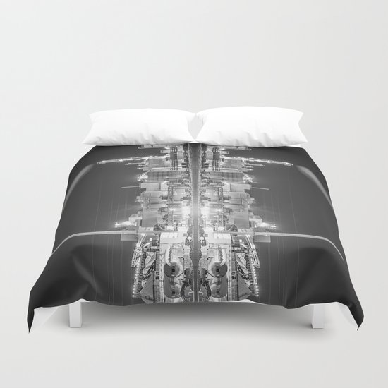 What do you see II Duvet Cover