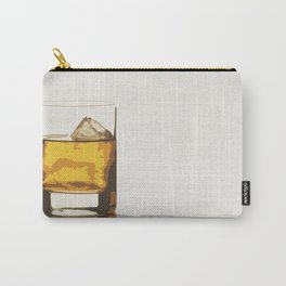 Old Scotch Whiskey Carry-All Pouch