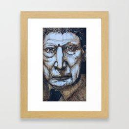 Lucian Freud Framed Art Print