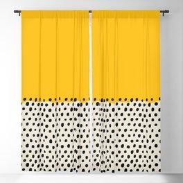 Mid Century Abstract Print, Sunset Art, Living Room Decor, Colour Field, Modernist Modern Art, Colou Blackout Curtain