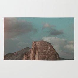 Yosemite Half Dome Rug