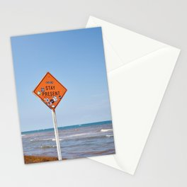 Stay Present Stationery Cards