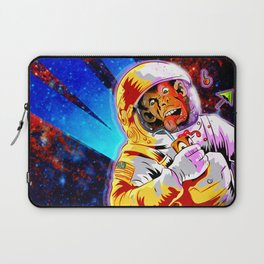 SPACE CHIMP Laptop Sleeve