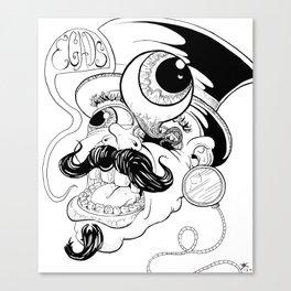 EGADS MAN! Canvas Print