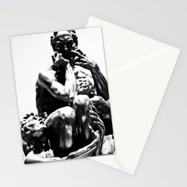 NO Mercy for the Weak Stationery Cards