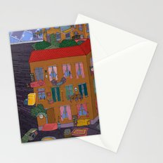 Inside Out Apartment Stationery Cards
