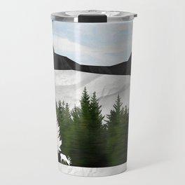 Forest Scene Travel Mug