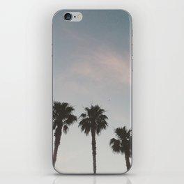 Vegas Palm Trees iPhone Skin