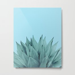Agave Vibes #6 #tropical #decor #art #society6 Metal Print