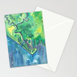 Swan Creek Stationery Cards