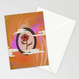 Mystic Poppy Stationery Cards