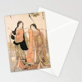 Dance of the Beach Maidens Stationery Cards