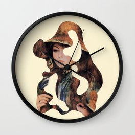 Renoir revisited Wall Clock