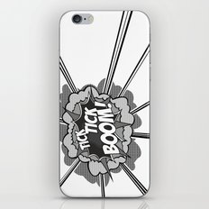 Tick Tick Boom! iPhone & iPod Skin