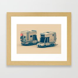 Unimog Framed Art Print