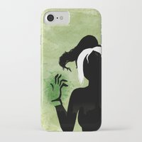 rogue iPhone & iPod Cases featuring Rogue by Sprite