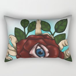 divine eye Rectangular Pillow